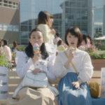 【ららぽーとCM「母娘シリーズ篇」】娘役の可愛い女優は、話題の映画の主演女優!!